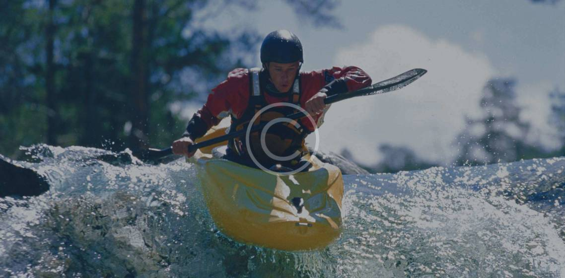 Beginner Kayak Instruction